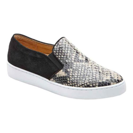 Vionic Splendid Midi Natual Snake Slip-On (Women's)