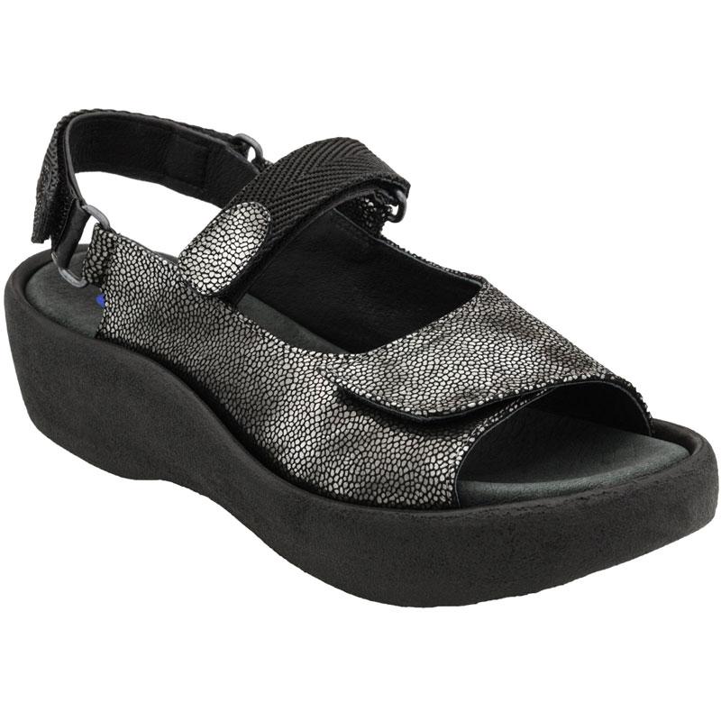 f4d23f028d9 Wolky Jewel Black Caviar Leather 3204-600 (Women s). Loading zoom