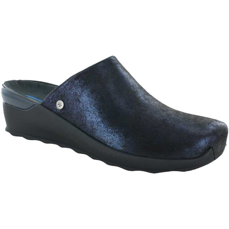 Wolky Go Blue Marley Leather 2575 680 Women S