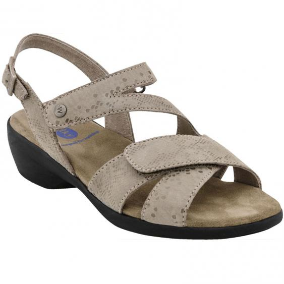 Wolky Fria Taupe Molly 776-515 (Women's)