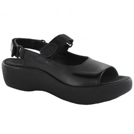 Wolky Jewel Black 3204-300 (Women's)