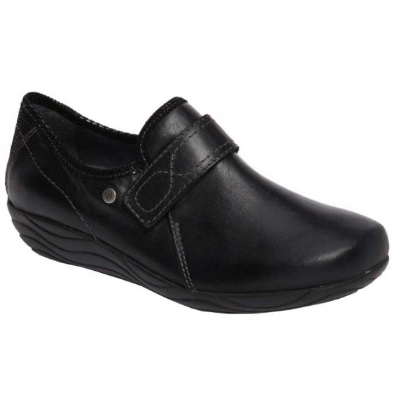 Wolky Desna Black Mighty 1802-500 (Women's)