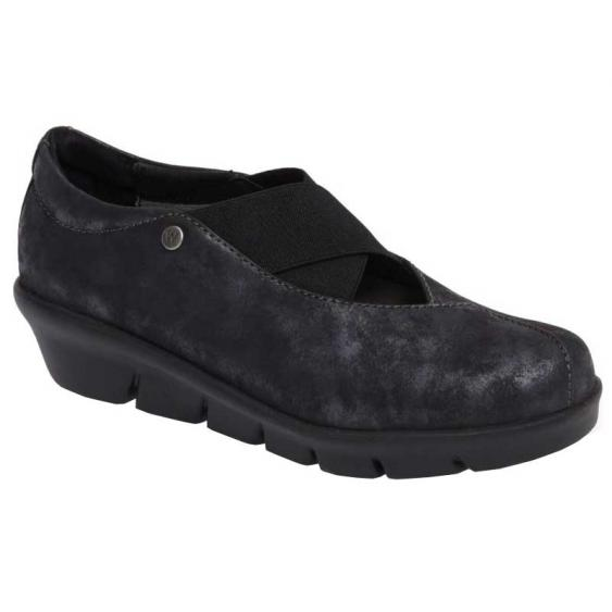 Wolky Cursa Black Amalia 00665-0003 (Women's)