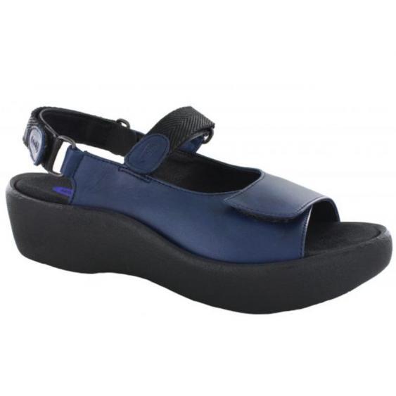 Wolky Jewel Blue Vegi 3204-50-800 (Women's)