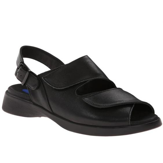 Wolky Nimes Black 617-300 (Women's)