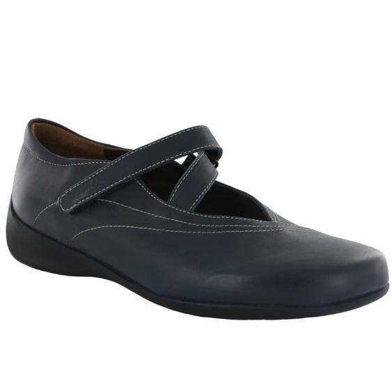 Wolky Passion Navy 350-382 (Women's)
